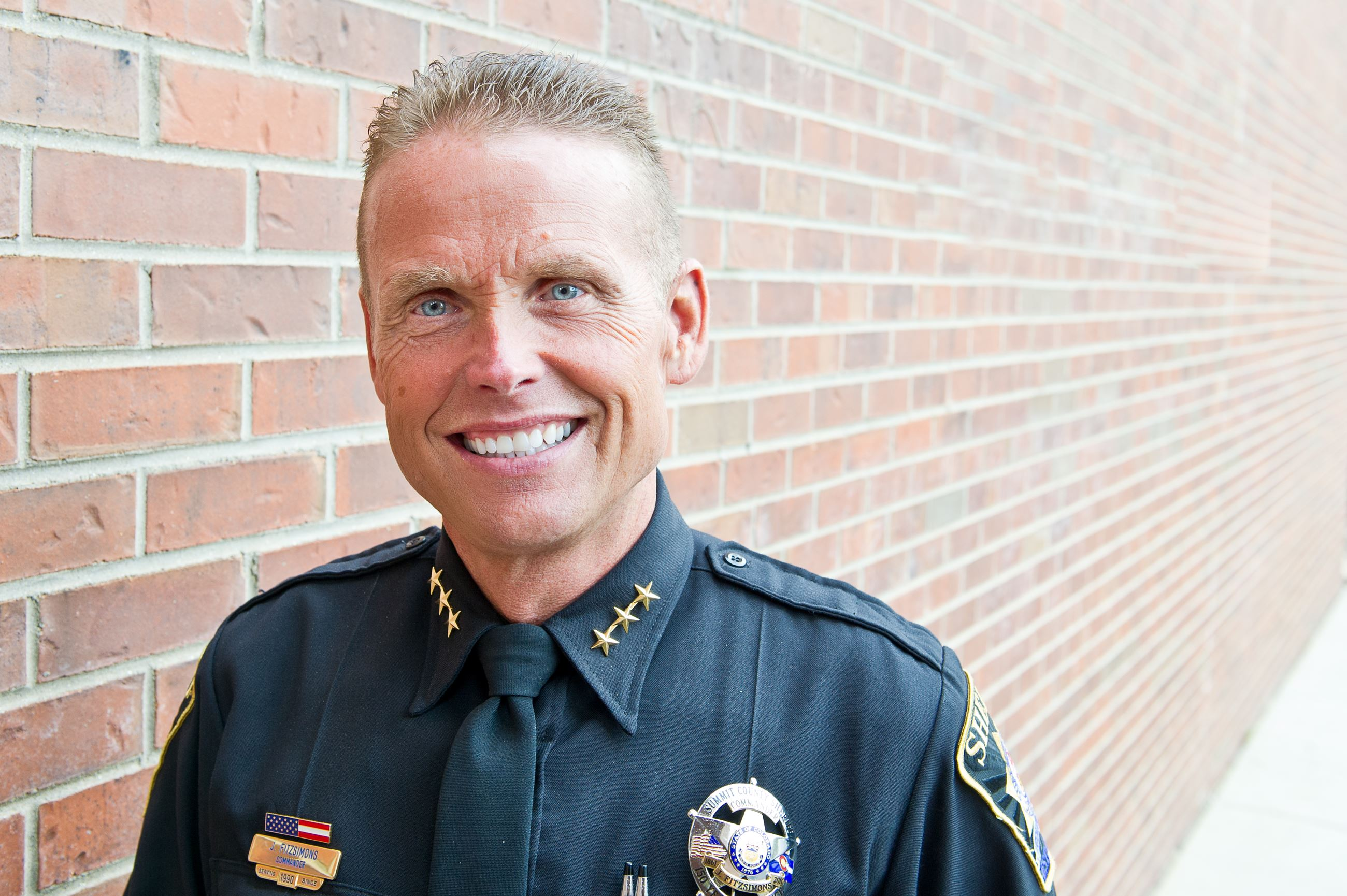 Photo of Sheriff FitzSimons
