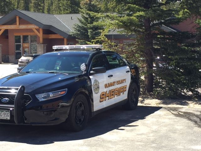 Sheriff&#39s Office Patrol Vehicle