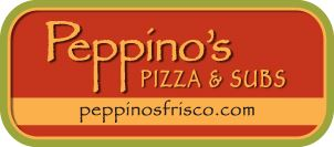 Peppino's Pizza Logo