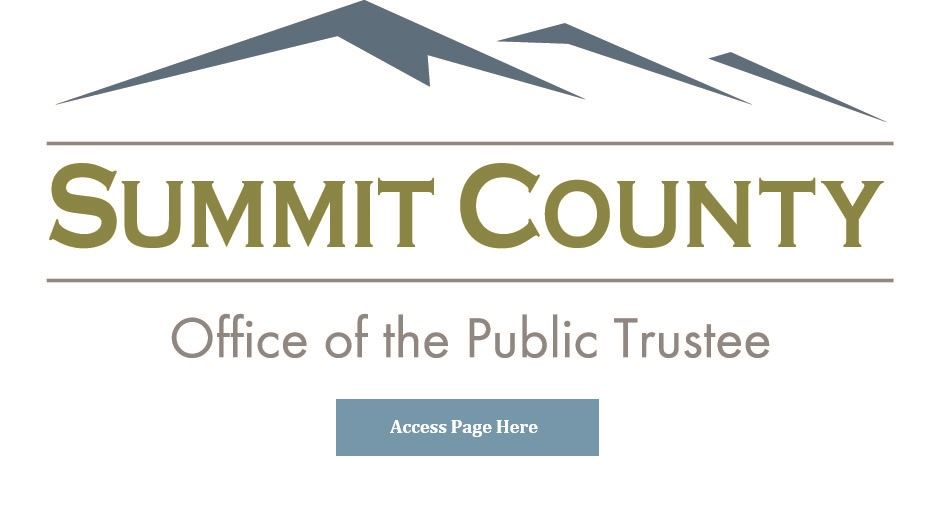 Link to Public Trustee Page