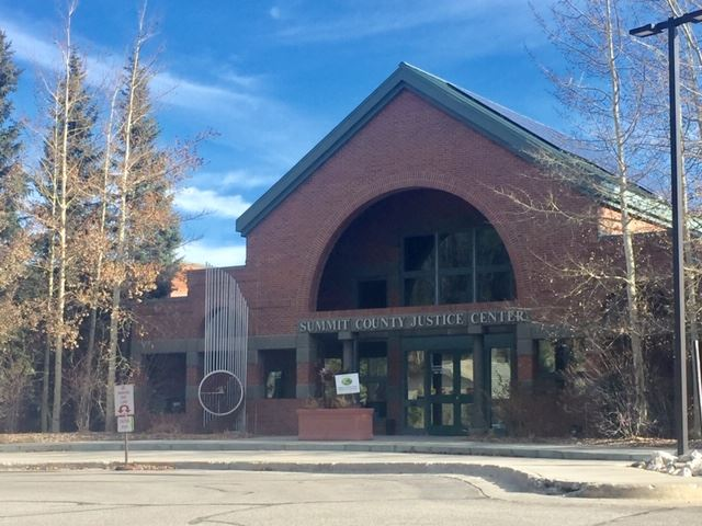 Summit County Justice Center