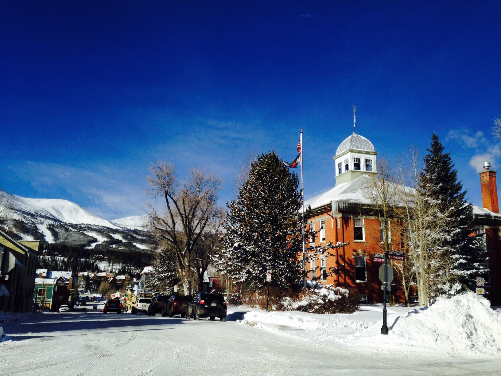 The Summit County Courthouse
