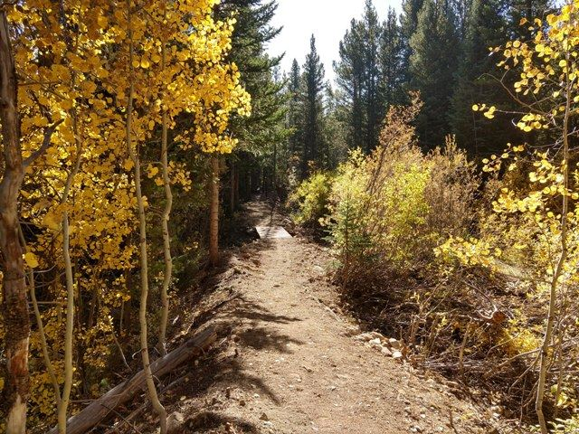 Uplands Trail Access