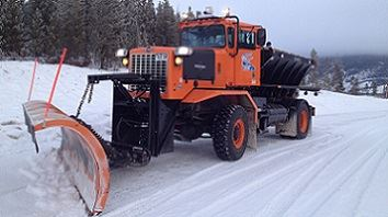 Snowplow Jamboree event