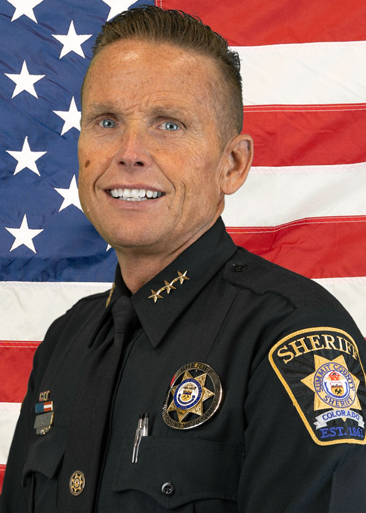Summit County Sheriff Jaime FitzSimons