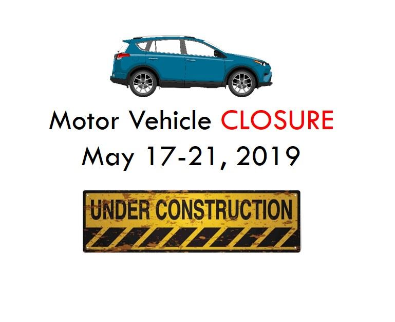 Motor Vehicle 2019 Closure