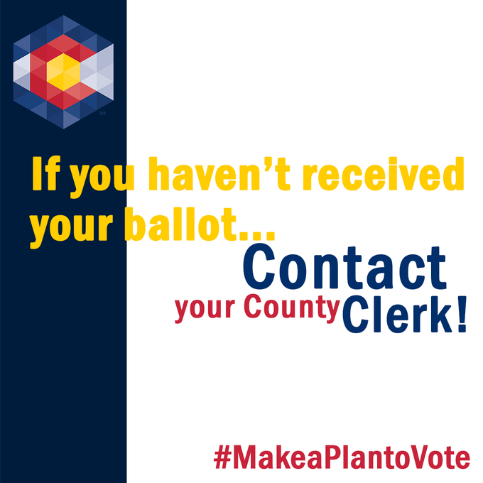 Contact Your County Clerk Image