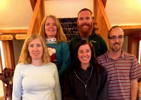 Photo of Summit County Finance Department staff