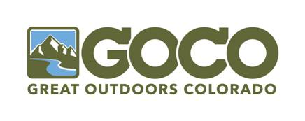 Logo of GOCO, Great Outdoors Colorado