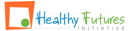 Graphic of Healthy Futures logo.