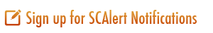 Sign up for SCAlert Notifcations
