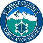 Summit County Ambulance Service Patch